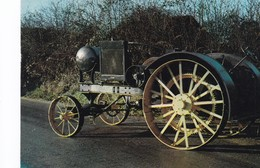 Postcard Overtime C1917 Tractor / Traction Engine ? Farming Equipment Breamore Countryside Museum My Ref  B22535 - Tractors