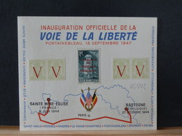 76/802  DOC. FRANCO-BELGE 1947 - Belgium