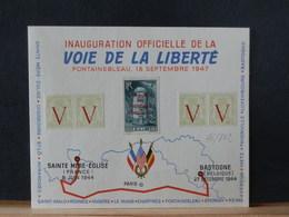 76/802  DOC. FRANCO-BELGE 1947 - Bélgica