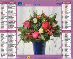 ALMANACH DU FACTEUR 2011 EDITION  CARTIER BRESSON   FLEURS - Calendars