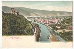BURG LAHNECK - Gruss Aus NIEDERLAHNSTEIN - Von König 110 - Lahnstein