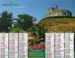 ALMANACH DU FACTEUR 2006 EDITION  CARTIER BRESSON   TOURISME NATURE - Calendars