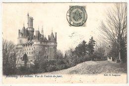 ANTOING - Le Château - Vue De L'entrée Du Parc - Edition Lespinne - 1903 - Antoing