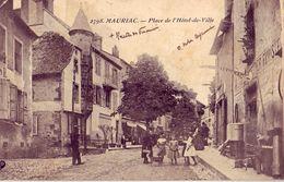 33 2798 MAURIAC Place De L'Hôtel De Ville - France