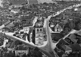 10-DIENVILLE- VUE AERIENNE SUR L'EGLISE - France