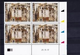 France CD YT 5200  Léonard Foujita N** MNH - Ecken (Datum)