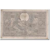 Billet, Belgique, 100 Francs-20 Belgas, 1937, 1937-02-27, KM:107, TB - [ 2] 1831-... : Belgian Kingdom