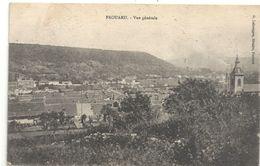 FROUARD . VUE GENERALE . ECRITE LE 11-4-1918 AU VERSO - Frouard