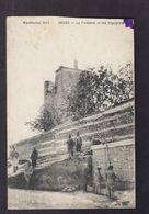 CPA MACEDOINE - Macédoine 1917 - SEDES - Sédès - La Fontaine Et Les Cigognes - ANIMATION Militaires - Mazedonien