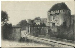 Caen - Le Château - Poste De Secours - Caen