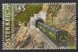 2012  Austria  Mi. 3020**MNH 100 Jahre Mittenwaldbahn - 1945-.... 2nd Republic