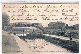 59  LANDRECIES    LE  PONT  SUR  LE  CANAL       BE    1U137 - Landrecies