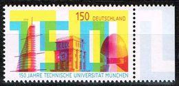 Bund 2018, Michel# 3374 ** 150. Jahre Techn. Universität Münschen - BRD