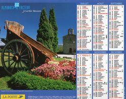 ALMANACH DU FACTEUR 2006 EDITION  CARTIER BRESSON   NATURE TOURISME - Calendars