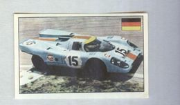 PORSCHE 917....AUTO...CAR......AUTOMOBILISMO..AUTOMOBILE - Car Racing - F1