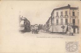 CARTE POSTALE DE VILLENEUVE SUR LOT - Villeneuve Sur Lot