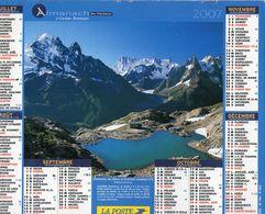 ALMANACH DU FACTEUR 2007 EDITION  CARTIER BRESSON   NATURE TOURISME - Calendars