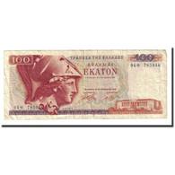 Billet, Grèce, 100 Drachmai, 1978-12-08, KM:200a, TB - Grèce