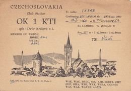 CARTOLINA - POSTCARD - SLOVACCHIA - RADIO AMATORI - Slovacchia