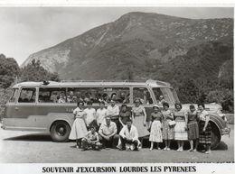 SOUVENIR  LOURDES   18 OP 13 CM - Unclassified
