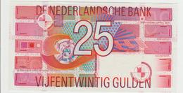 Netherlands 25 Gulden 1989 Pick 100 UNC - Netherlands