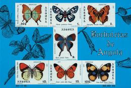 Ref. 78043 * NEW *  - ANGOLA . 1982. MARIPOSAS DE ANGOLA - Angola