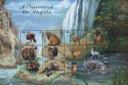 Ref. 260689 * NEW *  - ANGOLA . 2000. NATURALEZA DE ANGOLA - Angola
