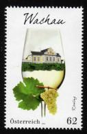 ÖSTERREICH 2014 ** Weinregion Wachau / Riesling - MNH - Wein & Alkohol
