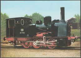 Baureihe 89 70-75 Güterzug-Tenderlokomotive - Redactor AK - Trains