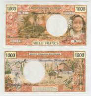 New Hebridas 1000 Francs 1988 Pick 20 UNC - Other - Oceania