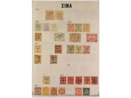 CHINA - Zonder Classificatie