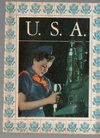 (guerre 39-45)  REVUE DE PROPAGANDE   / USA  Vol 2 N°2 (fin 1944)  (M1805) - 1900 - 1949
