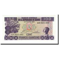 Billet, Guinea, 100 Francs, 1988, KM:35a, NEUF - Guinée