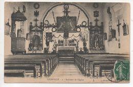52.309/ LEURVILLE - Intérieur De L'église - Altri Comuni