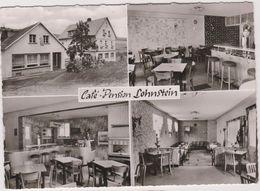 Allemagne  Cafe Restaurant  Pension Lohnstein  Inh Schneider Riedelbach :ts 435 M Um - Riedstadt