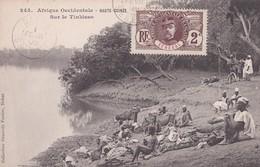 Carte 1905 AFRIQUE OCCIDENTALE / HAUTE GUINEE / SUR LE TINKISSO - Guinea