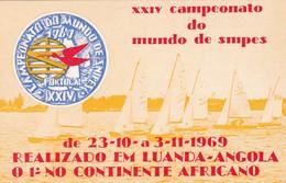 CARTOLINA - POSTCARD - ANGOLA - RADIO AMATORI LUANDA - Angola