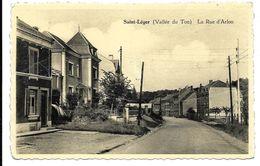Saint Léger (vallée Du Ton) La Rue D'Arlon - Saint-Léger