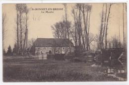 Saône-et-Loire - St-Bonnet-en-Bresse - Le Moulin - Sonstige Gemeinden