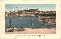60708044 Cannes Alpes-Maritimes Cannes Port Mont-Chevallier * / Cannes /Arrond. - France