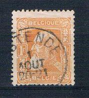 Belgien 1905 Mi.Nr. 76 Gestempelt - 1905 Breiter Bart