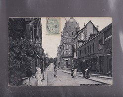 14 CALVADOS , HOULGATE , La Rue Des Bains - Houlgate