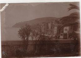 Photo Originale Années 20 Villefranche Sur Mer - Lieux