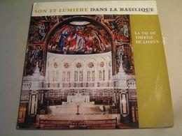 Vinyles - La Vie De Thérèse De Lisieux - 25 Cm - Religion & Gospel