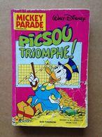 Disney - Mickey Parade - Année 1980 - N°02 - Mickey Parade