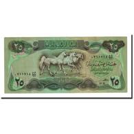 Billet, Iraq, 25 Dinars, 1981-1982, KM:72, NEUF - Iraq