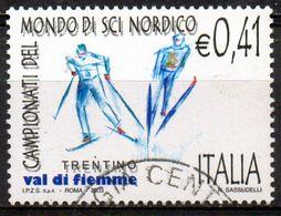 PIA  -  ITALIA  -  2003  : Campionati Mondiali Di Sci Nordico  -  (SAS  2672) - 6. 1946-.. Repubblica