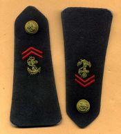 Epaulettes TDM - Colo - Uniformes