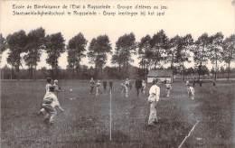 Belgique - Ruiselede Ruysselede - Ecole De Bienfaisance De L'Etat à Ruisselede, Groupe D'élèves Au Jeu - Ruiselede