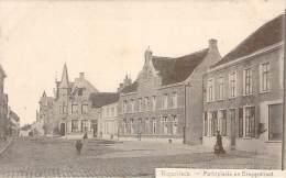 Belgique - Ruiselede Ruysselede - Marktplaats En Bruggestraat - Ruiselede